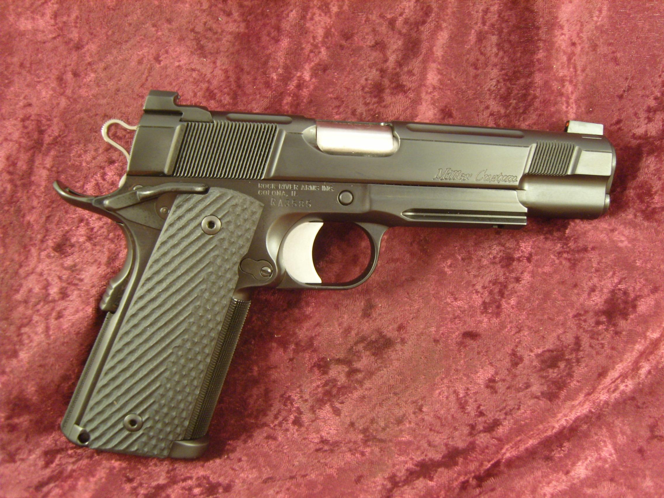 Miller Custom Gunsmithing